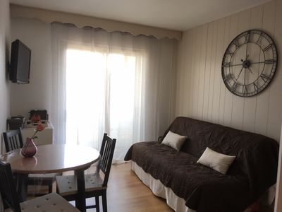 Photo for 1BR Apartment Vacation Rental in Font-Romeu-Odeillo-Via, Occitanie