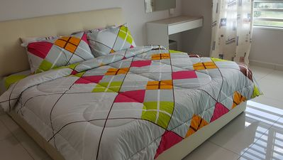Photo for 1 Sky Condo, Penang @ 3br & 3 Baths With Free Wifi