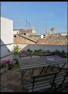 Photo for L'Attico di Rosetta - Apartment with terrace overlooking the Duomo - Centro Storico
