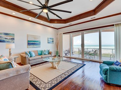 Photo for Mi Casa es Su Casa - Entire Townhouse on the Gulf of Mexico, prepare to be pampered!