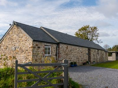 Photo for Luxury Barn Conversion, Hot Tub, Parking and Beautiful Countryside Views