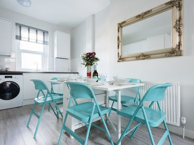 Photo for The Euston / St Pancras Apartment - Apartment for 10 people in London