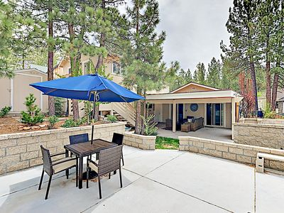 """Photo for New Listing! """"Carefree Cottage"""" w/ Private Apartment & Backyard, Walk to Lake"""