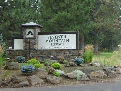 Photo for Seventh Mountain Resort Near Beautiful Bend Oregon In Deschutes National Forest