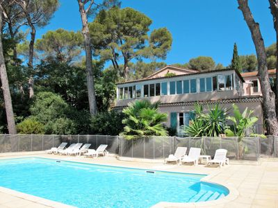 Photo for One bedroom Apartment, sleeps 5 in La Croix-Valmer with WiFi