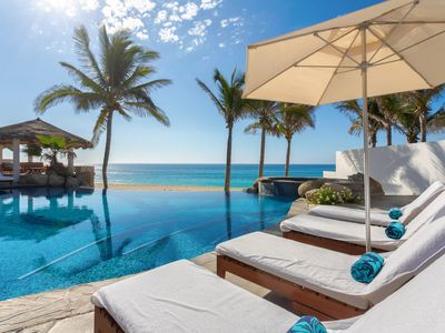 """Photo for """"Casa del Amanecer"""" Secluded Beachfront, Sleeps 14"""