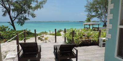 Photo for 25% down, look for our 10% discount, No Hurricane on Exuma (4 NITE MIN)