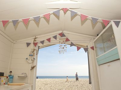 Photo for The Beachhut & Stamps Cottage
