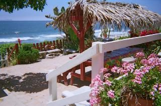 Photo for Dolphinview is a 3 bedroom, 2 bath beachfront home with private steps