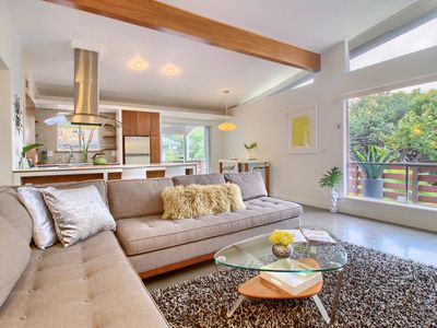 Photo for Stylish Modern near SoCo & Downtown Austin - - ask about monthly rates!