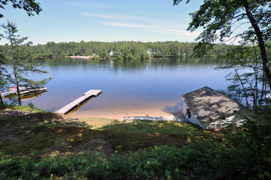 Waterfront Cottage On Ossipee Lake The Bays