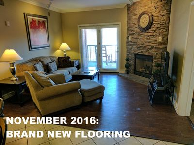 Photo for Brand New Flooring as of November 2016! Just a Short Walk to the Strip!