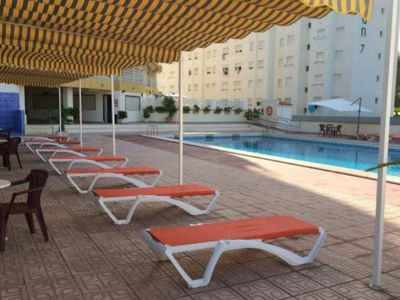Photo for Spectacular penthouse on the beach of Gandia