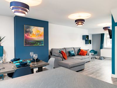 Photo for Classy, Comfy, Convenient! Sleeps up to 8 Very close to:NEC•Airport•Solihull•M42
