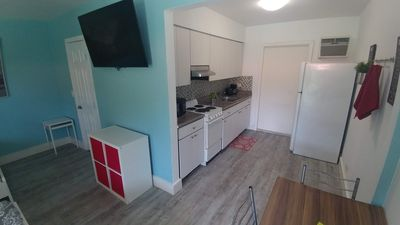 Suite, Located in Design Distritc Miami Mid-Town.Full Kitchen and can sleep four