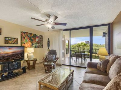 Photo for Kamaole Sands 4-208, 1-Bedroom, Renovated 2nd floor Condo, Extended Lanai, Pool, Gym