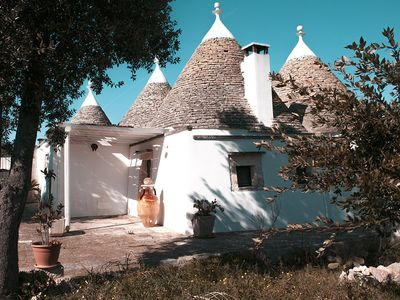 "Photo for ""Trulli dell'Aia"" in Santalachicca Farm"