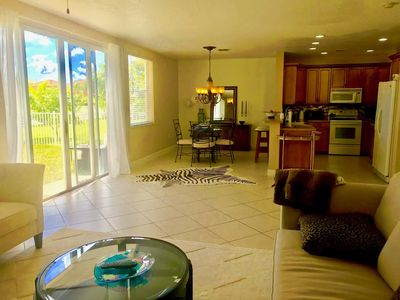 Photo for Big and Beautiful House in man gated 24/7 community!