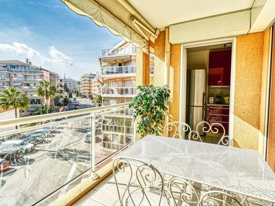 Photo for Beautiful 2BR Apt with Balcony - 50m to the beach!
