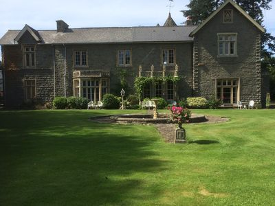 Photo for Llangattock Park House Bed and Breakfast