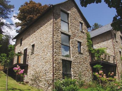 Photo for HOUND TOR, pet friendly, with pool in North Bovey, Ref 975878