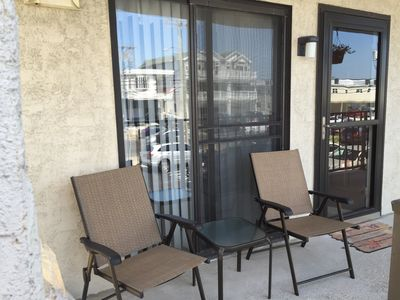 Photo for Ocean View & Steps to the Beach & Boardwalk. 17th St, North Wildwood