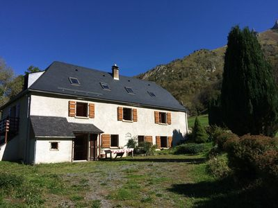 Photo for 1BR Cottage Vacation Rental in Arrens-Marsous, Occitanie