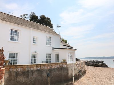 Photo for SEARLES, pet friendly, with a garden in Lympstone, Ref 980889