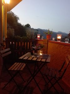 Photo for Apartment with amazing view in the Village of Savoca
