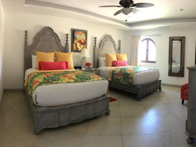 Photo for 2BR Villa with Ocean View and Pool