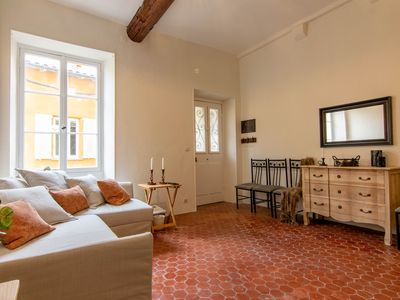 Photo for Charming apartment in the heart of the old town