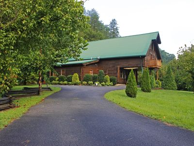 Photo for Book your Summer Vaca Now!  Cedar Valley Getaway, 3 Bedroom Secluded Lot