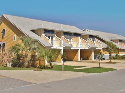 Photo for Sandpiper's Rest - 2 Bed / 2 Bath Gulf Side Townhome in Mexico Beach w/Pool