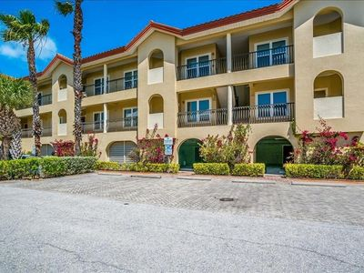 Photo for Updated 2BD, plus den, 2BA ~ HEATED POOL/SPA & Directly across from beach!