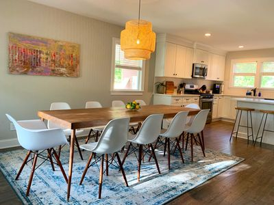 Photo for Modern + Spacious Retreat in the ♥ of Park Circle
