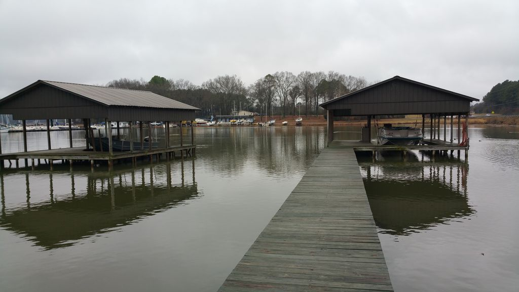 Property Image#13 Directly On Lake Guntersville! Boat House Included!  Convenience Meets Luxury