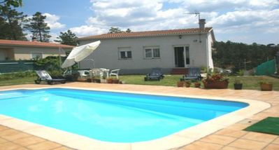 Photo for House - 4 Bedrooms with Pool and WiFi - 104020