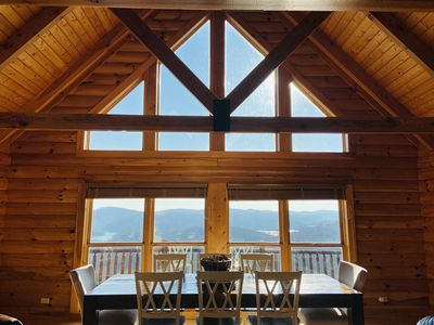 Photo for Sunrise Cabin Lake House with Gorgeous Views at Dale Hollow