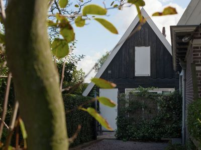 Photo for Semi-detached holiday home on the outskirts of North Holland village Krabbendam