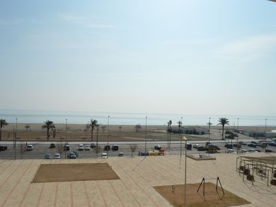 Photo for Empuriabrava apartment with views of the sea and the bay of Roses ref 171
