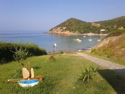 Photo for At 24 km from ALGHERO, uncontaminated nature and SEA at 15 minutes by car