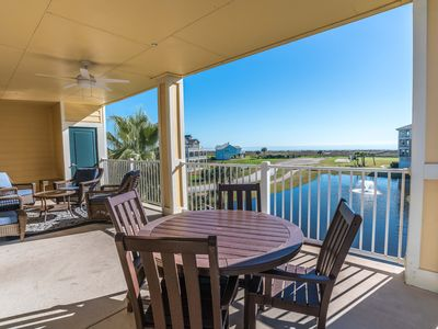Photo for Beach Views!! Book Now For Vacation Fun at Pine Dunes!