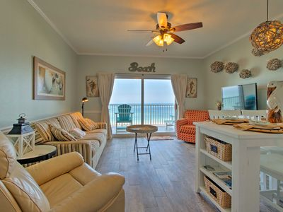 Photo for Updated Orange Beach Condo Just Steps to the Gulf!