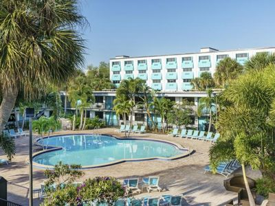 Photo for SPECIAL RATES! UNIVERSAL GETAWAY. 2 UNITS FOR 8 GUESTS! WATERPARK, SHUTTLE