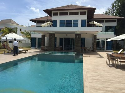 Photo for Caribbean Luxury Vacation Villas:3-4-5-6-7 Bedrooms $400-$700/day LHVCtravel.com