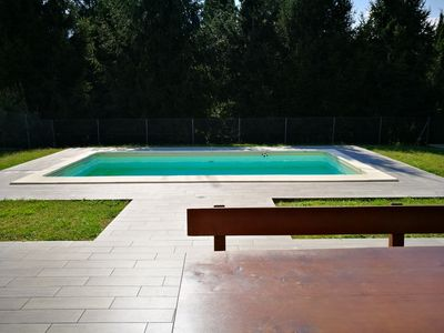 Photo for Villa Allegria Gialla with swimming pool just a few steps from the lake.