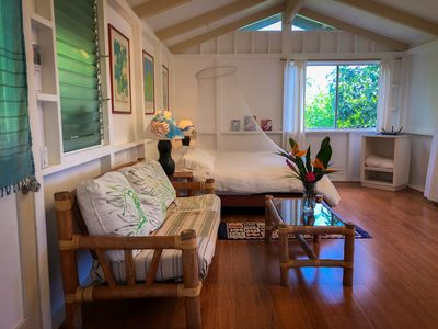 Photo for Gingerhill Farm Retreat. Commune with Nature In South Kona.