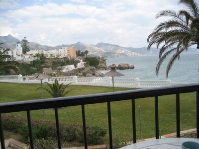 Photo for Nice apartment with pretty sea views, 1 bedroom