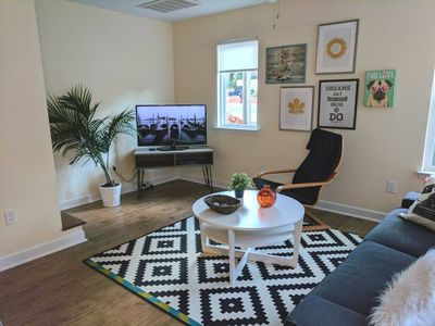 Photo for Spacious 3 bedroom/3 bathroom townhome minutes from Uptown Charlotte.