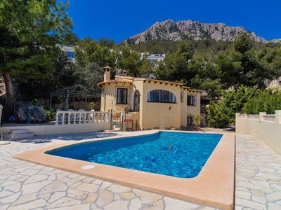 Photo for 2BR Villa Vacation Rental in Calpe